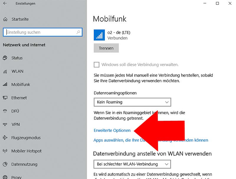 Pin Der Sim Karte ändern.Sim Pin ändern Auf Einem Windows Laptop Oder Tablet Unter Windows 10